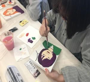 [초심/힐링] 팝아트 초상화